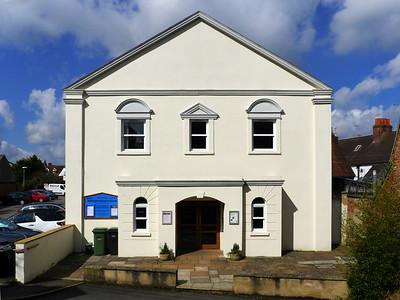 Baptist Church, Thames Street, Wallingford, OX10 0BH