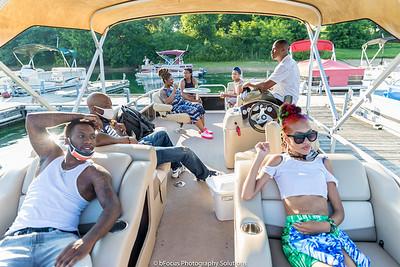 Drea's Birthday on a Boat