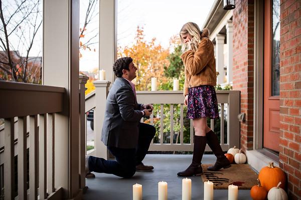 Jenna + Benji: Proposal