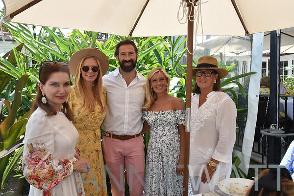 April 10, 2021 Jean Shafiroff hosts the Young Friends of Peggy Adams Animal Rescue League luncheon