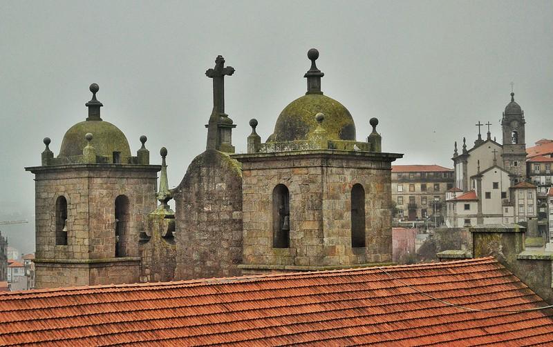 """Church of St. Lawrence - Igreja de São Lorenço / Grilos"" - Porto, Portugal"