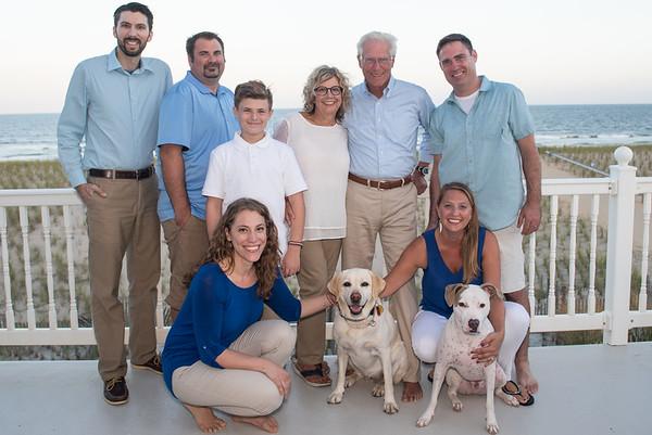 Burkland Family Beach Shoot