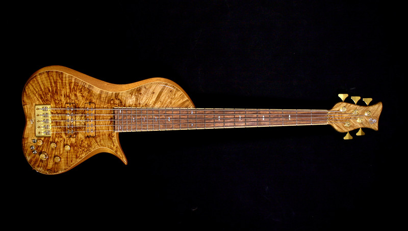 #015 Barbary 5 String Bass