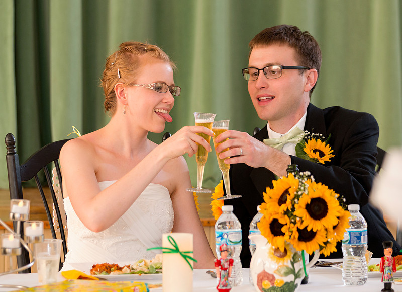 Bride and Groom Toast with tongue out.jpg