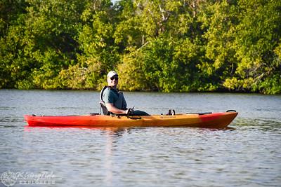 Sunset Kayak Tour - McIsaac & Chuminatto