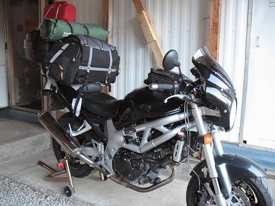 Sierra Passes Ride 2009 Day 1