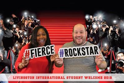 Rutgers Livingston International Student Welcome
