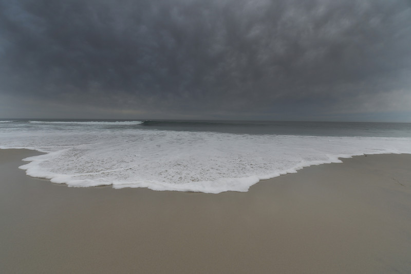 Winter storm approaching San DIego