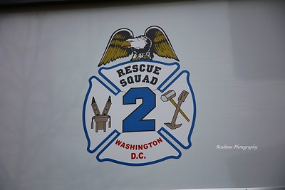 Apparatus Shoot - Washington DC Rescue 2 01/31/2020