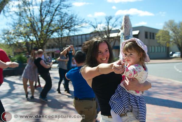 Zouk Flashmob Canberra 2014