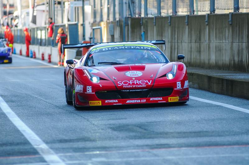 Blancpain GT Endurance Serie