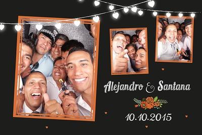 Alejandro & Santana Photo Prints