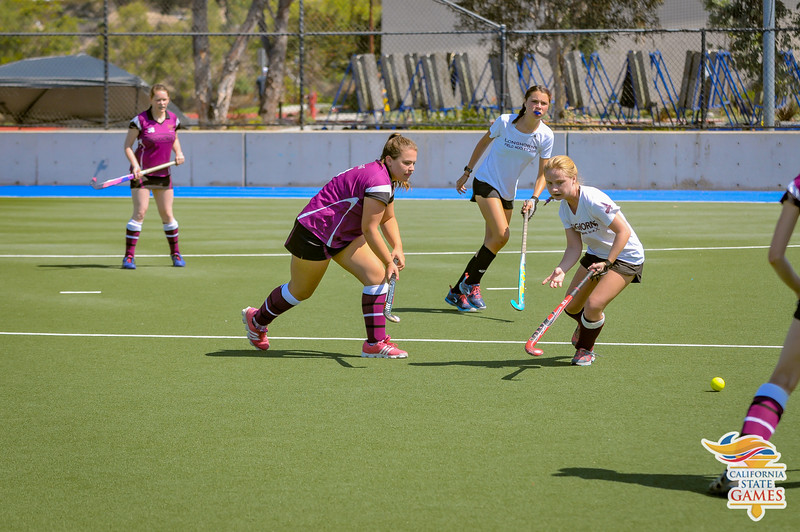 Longhorn Field Hockey at Cal State Games