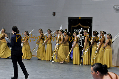 Farmington HS Winter Guard