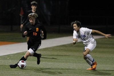 HS Sports - Dearborn High vs. Salem Boys Soccer Regional