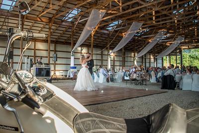 Danielle and Derrek's Wedding