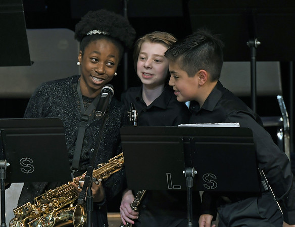 2019 Middle and Upper School Band