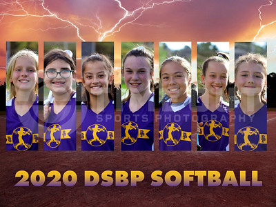 2020 DSBP Softball LSU