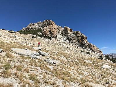 hoffman peak, 9/8,2018