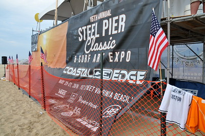 Steel Pier Classic and Surf Art Expo 2019 Monday