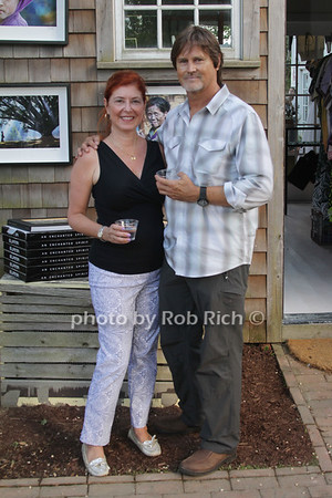 David Heath Booksigning in Montauk on 7-24-16.