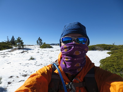 Goodykoontz Peak, Dec. 3, 2016