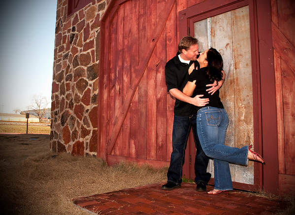 Engaged: Brian & Carrie