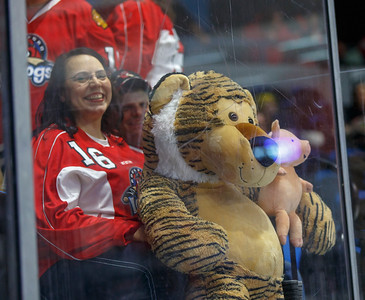 12-11-15 IceHogs vs. Griffins
