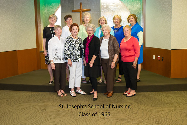 St. Joseph's Alumni 2015