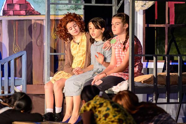 Woodhull Intermediate Presents - Annie!