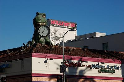 LA, Vegas, San Francisco (2007)