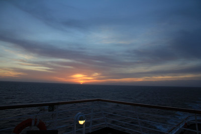 Day at Sea Mar 14
