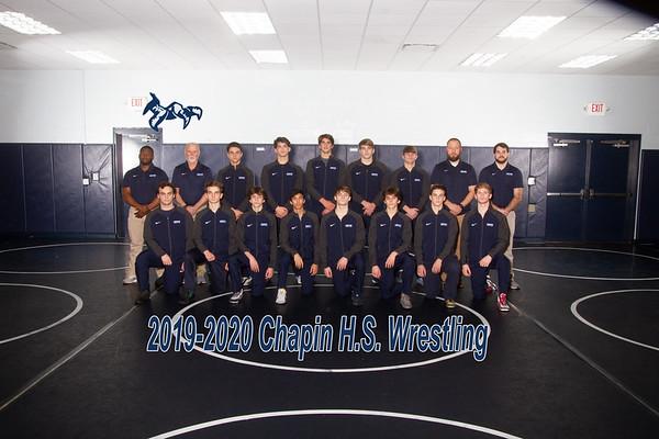 2019-2020 Varsity Wrestling
