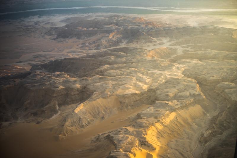 El Nilo y el desierto. Egipto