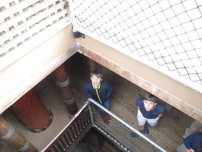 Grade 4 Jamestown Field Trip