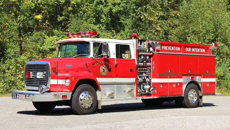 Engine 3   1993 Ford L /   1250 / 2500