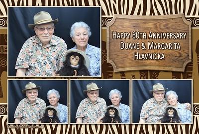 Duane & Margarita's 60th Anniversary