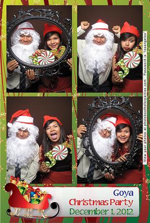 Goya Christmas Party