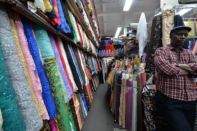 PUMA - streets & fabric stores