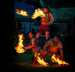 Polynesian Culture Festival 2019