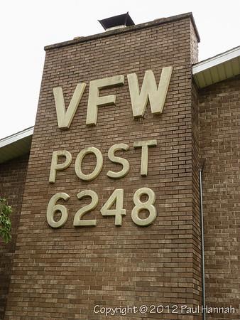 VFW Post 6248 - Decatur, MI - M60A0, M60A3, M84 & AH-1