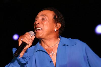 2007 Bermuda Music Festival Smokey Robinson