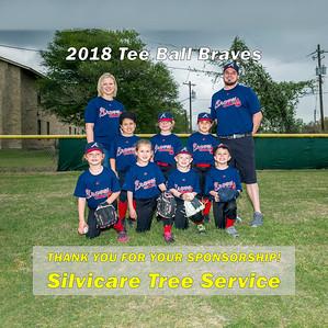 2018 Little League Sponsorship Photos