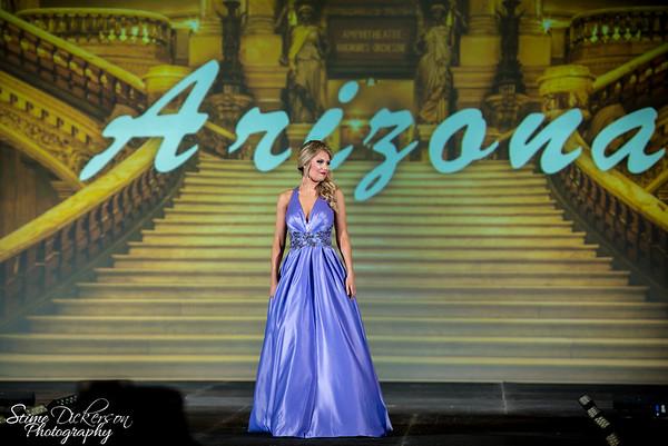 Miss Teen Arizona United States - Amanda