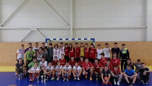 M SR futsal ZŠ, 25.-26.6.2015, Žilina