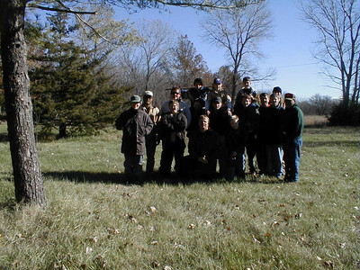 Camp Kanza November 2000