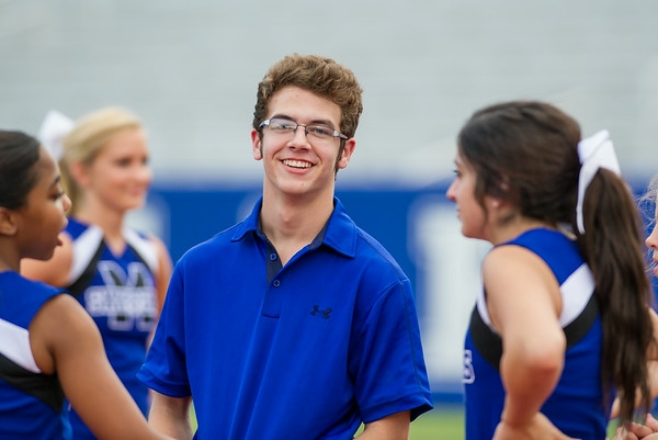 Cheer - MHS vs Shaw (08-21-14)