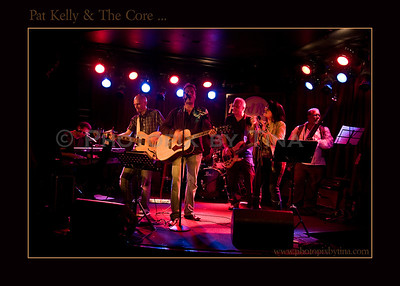 Rockin' The 7's event with Pat Kelly & The Core & Special Guests