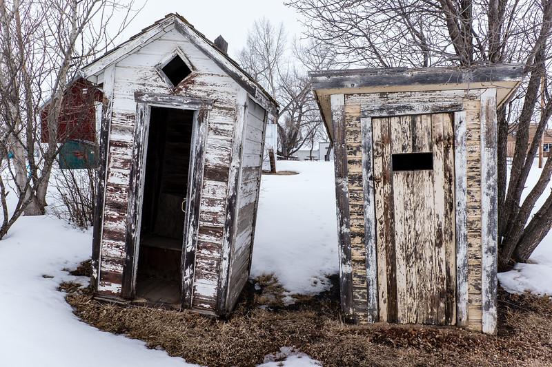 Abandoned Biffies!