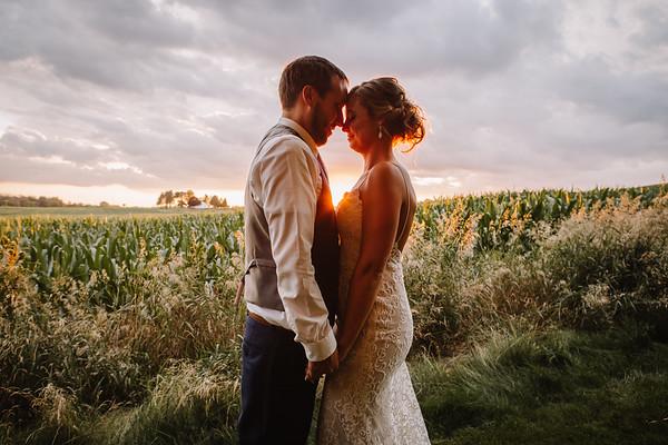 Matt & Melissa Wedding